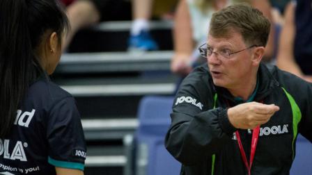 Conn Higgins Table Tennis